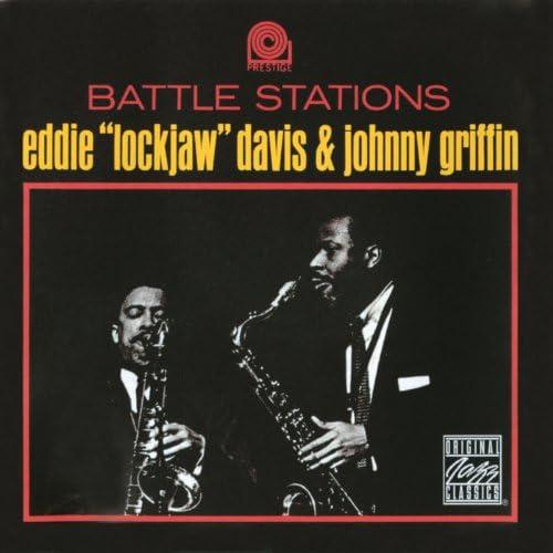 """Eddie """"Lockjaw"""" Davis & Johnny Griffin"""