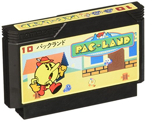 Pac-Land, Famicom (Japanese NES Import) Konami