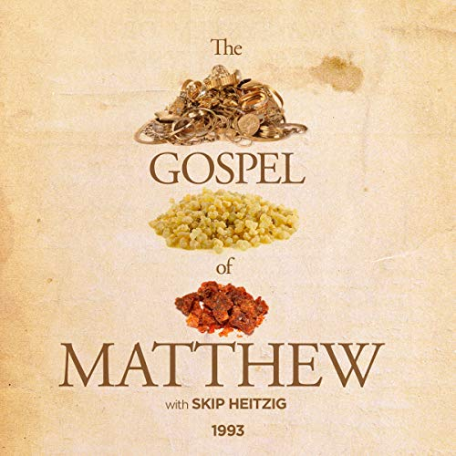 40 Matthew - 1993 audiobook cover art