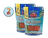 Best Goji Berries - Dragon Herbs Heaven Mountain Goji Berries (2 Pack) Review