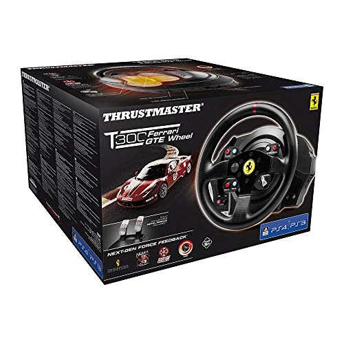 THR - VOLANTE T300 FERRARI GTE INT. PS4