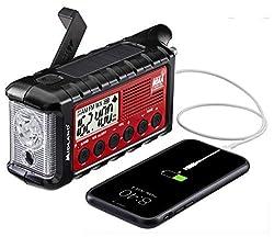 powerful Midland – ER310, AM / FM Emergency Weather Radio – Multiple Powers, SOS Emergency…