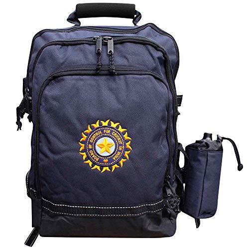 Premium India BCCI Cricket World Cup Rugzak met gratis Laptop Sleeve & Drinks Fles
