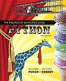Practice of Computing Using Python, The