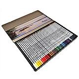 Lapices Colores BLTLYX 36/48/72/120 Lápices de colores de colores suaves 150 Lapis De Cor Set de lápices de colores profesionales a base de aceite 5 36 colores