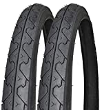 Kenda City Slick Mountain Tire K838,Black,26x1.95' Pair