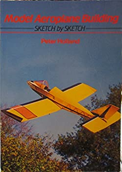 Paperback Model Aeroplane Building Sketch by Sketch Book