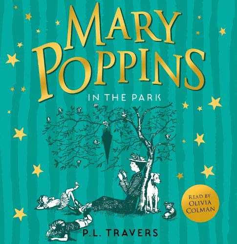 Mary Poppins in the Park cover art