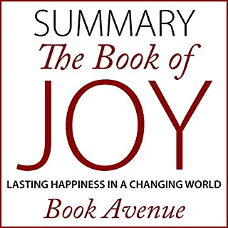Summary of The Book of Joy cover art