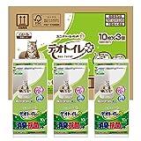 デオトイレ 消臭・抗菌シート 10枚×3個
