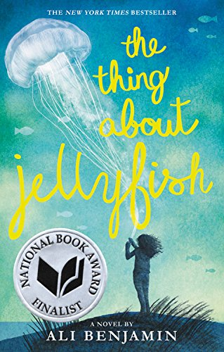 Top jellyfish book fiction for 2020
