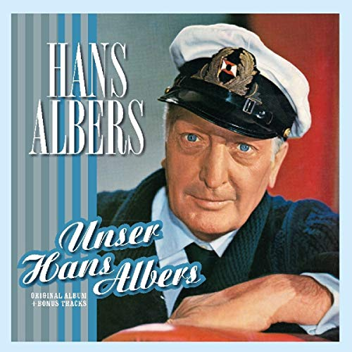 Unser Hans Albers+2 [Vinyl LP]