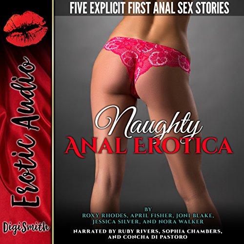 Naughty Anal Erotica Titelbild