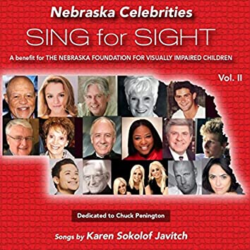 Nebraska Celebrities Sing for Sight, Vol. II