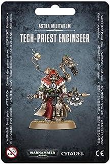 Warhammer 40K Games Workshop Astra Militarum Tech-Priest Enginseer