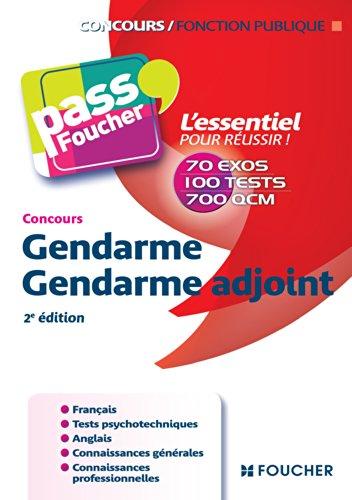 Pass'Foucher Gendarme Gendarme adjoint 2014 - 2015 - N°08