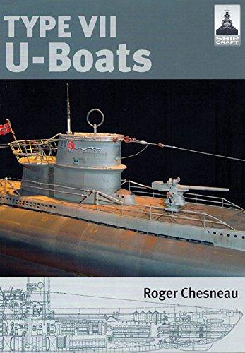 Shipcraft 4: Type V11 U Boats