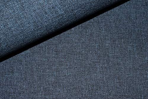 Rucksackstoff Taschenstoff Canvas blaumeliert (10 cm)