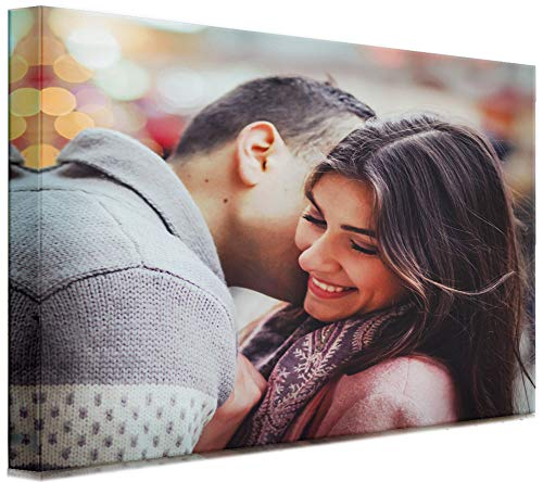 lightbox-multicolor.com LED Bild – Ihr eigenes Motiv – Foto als Leuchtbild – 80 x 60 cm – Fully Lighted – Made IN Germany