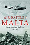 Air Battle of Malta: Aircraft Losses and Crash Sites, 1940 - 1942