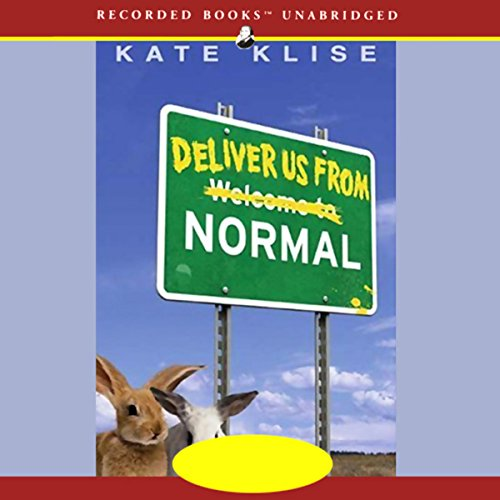 Deliver Us From Normal audiobook cover art