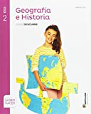 GEOGRAFIA E HISTORIA SERIE DESCUBRE 2 ESO SABER HACER - 9788491320388