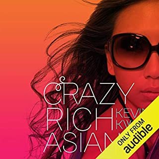 Crazy Rich Asians                   By:                                                                                                                                 Kevin Kwan                               Narrated by:                                                                                                                                 Lynn Chen                      Length: 13 hrs and 53 mins     441 ratings     Overall 4.2