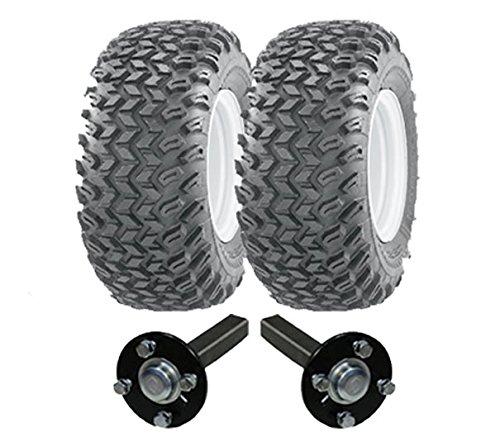Hochleistungs-ATV-Anhänger-Kit - Quad-Anhänger - Wanda Räder + SteelPress Produktion Nabe / Achsschenkel, Hochleistungs 900kg