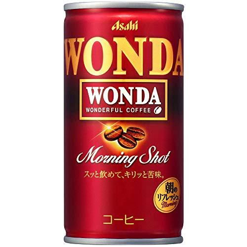 ワンダ モーニングショット 185g×30本 缶