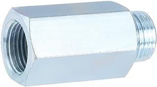 KKmoon Espaciador de Extensor de Sensor Lambda Extensor de Sensor de Oxígeno O2 Acero Inoxidable para Decat & Hydrogen M18