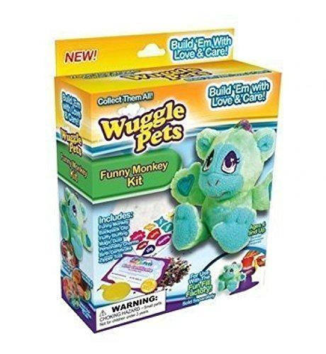 WugglePets -Funny Monkey Kit