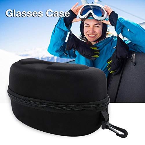 Große große harte Sportbrillenetui, SKI Snowboard Schneebrillenbox, Sportbrillenhalter