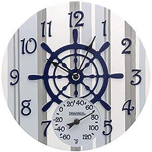 51vfcZPk68L._SS300_ Coastal Wall Clocks & Beach Wall Clocks