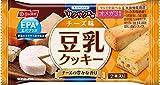 ニッスイ EPA+(エパプラス) 豆乳クッキー サクサク食感 チーズ味 27g 1セット(48袋) ニッスイ 栄養補助食品
