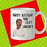 PMIHWH0023 Hells Kitchen gift Gordon Ramsay Mug Funny Hells Kitchen Mug Hells Kitchen gift s Funny Gordon Ramsay Quote