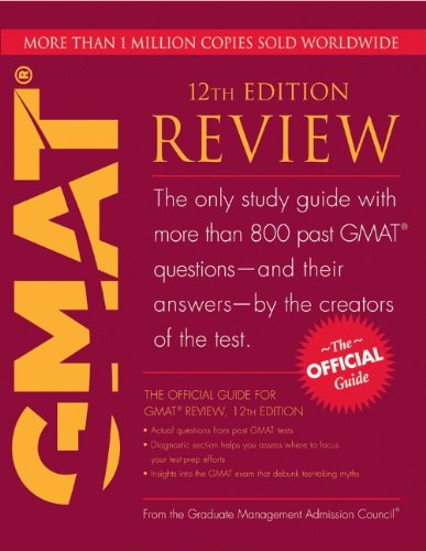 The Official Guide for GMAT Reviewの詳細を見る