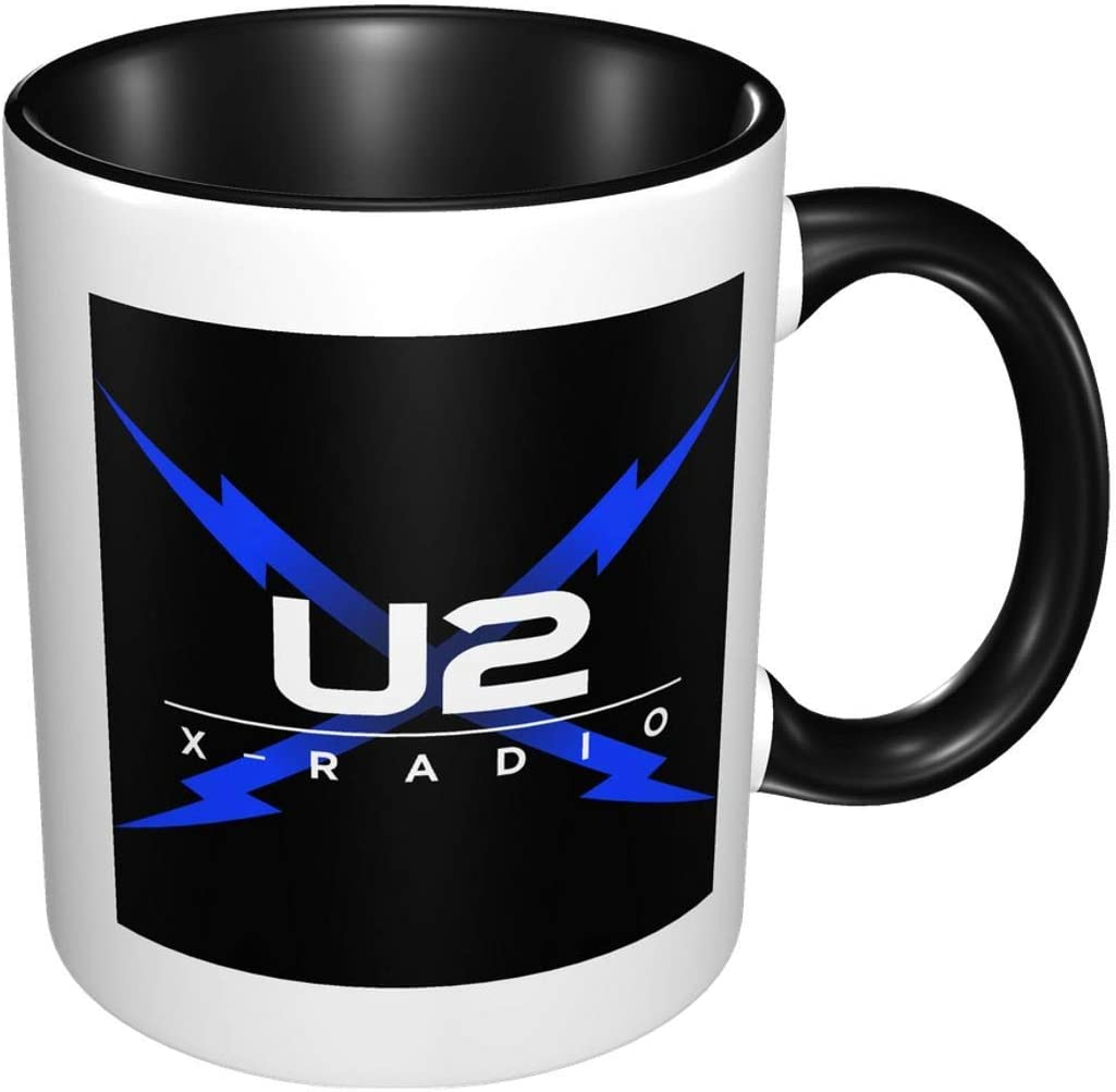 U2 Band Novelty Coffee Mug Tea Product for Suitable off Home Ranking TOP3 Cup