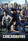 Chicago Fire Season 8 60cm x 87cm 24inch x 35inch