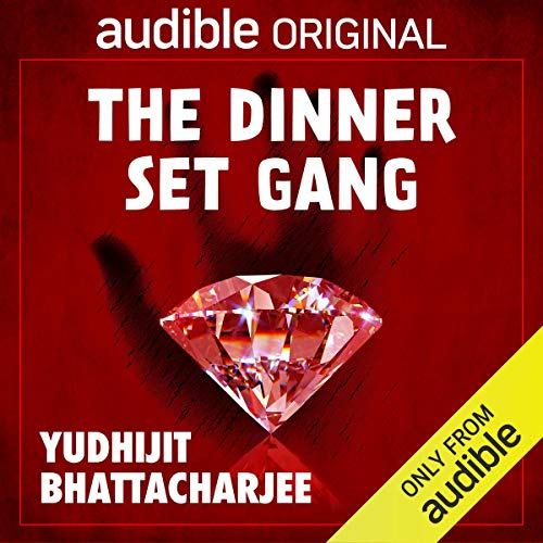 The Dinner Set Gang cover art