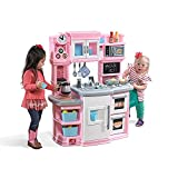 Step 2 Spielküche Gourmet hellpink, Kinderspielküche, Küche für Kinder