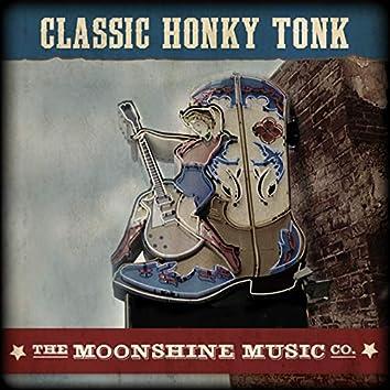 The Moonshine Music Co: Classic Honky Tonk