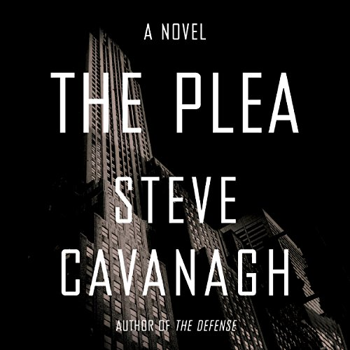 The Plea audiobook cover art