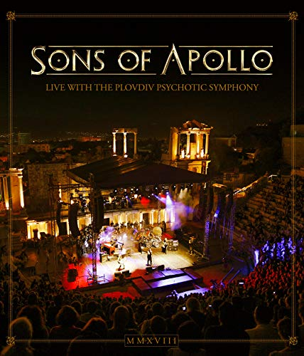 Sons of Apollo - Live with the Plovdiv Psychotic Symphony [Blu-ray]