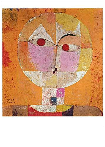 Kunstkarte Paul Klee