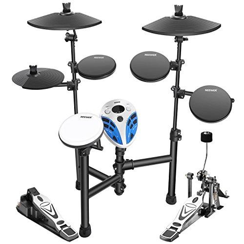 Neewer NW-130 Kit di Percussione Elettronica per Principianti completo