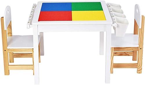 ventas en línea de venta Folding table and chair chair chair Mesa De Actividades para El Hogar De Los Niños, Mesa De Juego De Juguetes para BebéS, Una Mesa De Doble Uso, con Silla  seguro de calidad