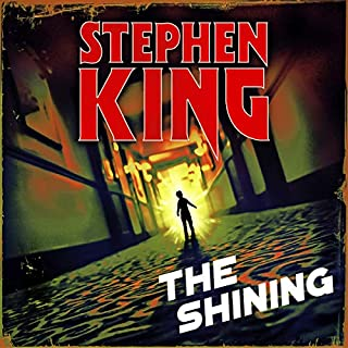 The Shining                   By:                                                                                                                                 Stephen King                               Narrated by:                                                                                                                                 Campbell Scott                      Length: 15 hrs and 49 mins     1,805 ratings     Overall 4.7
