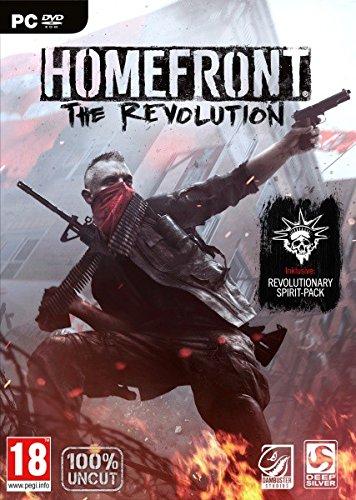 Deep Silver–Homefront: Der Tag der Revolution Eine Edition (100% ohne Schneiden) (PC) at-pegi