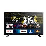 Grundig Vision 6 - Fire TV Edition (40 VLE 6010) 101 cm (40 Zoll) Fernseher (Full HD, Alexa-Sprachsteuerung, Magic Fidelity) schwarz [Modelljahr 2019]