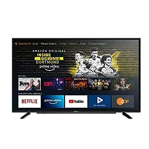 Grundig Vision 6 - Fire TV Edition (32 VLE 6010) 80 cm (32 Zoll) Fernseher (Full HD, Alexa-Sprachsteuerung, Magic Fidelity) schwarz [Modelljahr 2019]